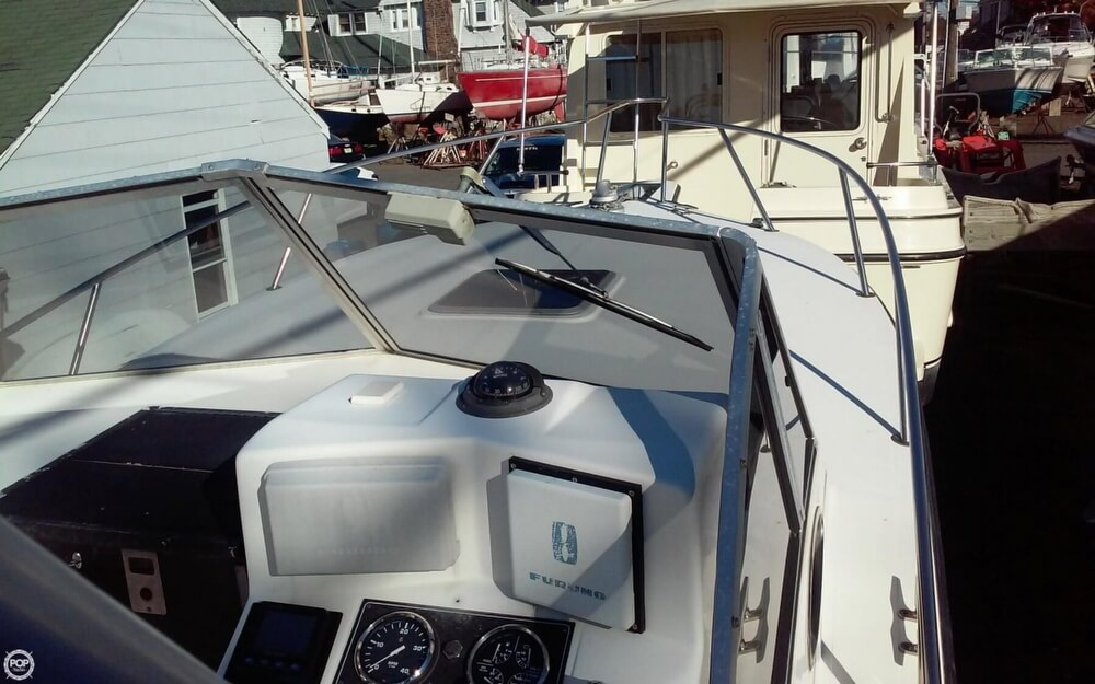 1999 Albemarle boat for sale, model of the boat is 265 Express & Image # 40 of 40