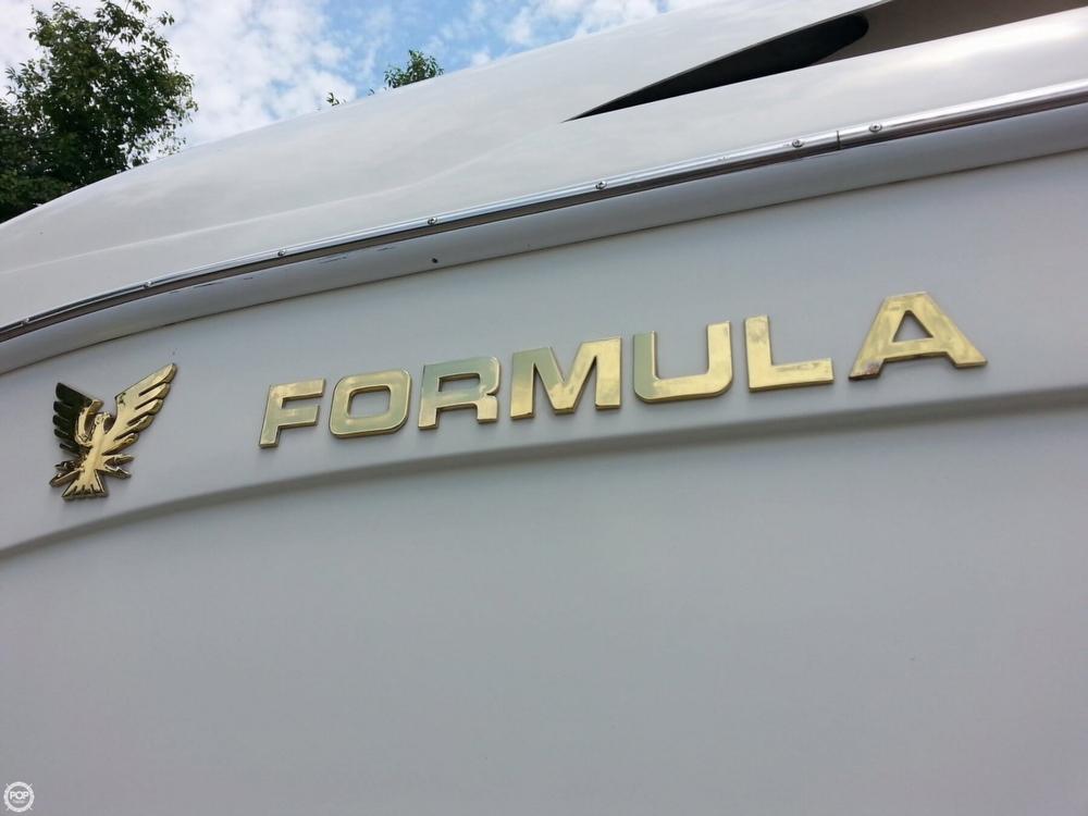 Formula - Gold Standard In Boats!
