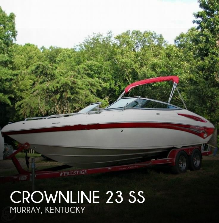 2009 Crownline 23 SS - Photo #1