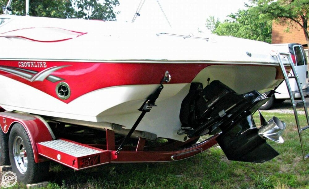 2009 Crownline 23 SS - Photo #12