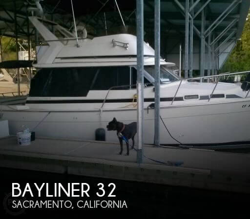 Used Bayliner Boats For Sale in California by owner | 1985 Bayliner 32
