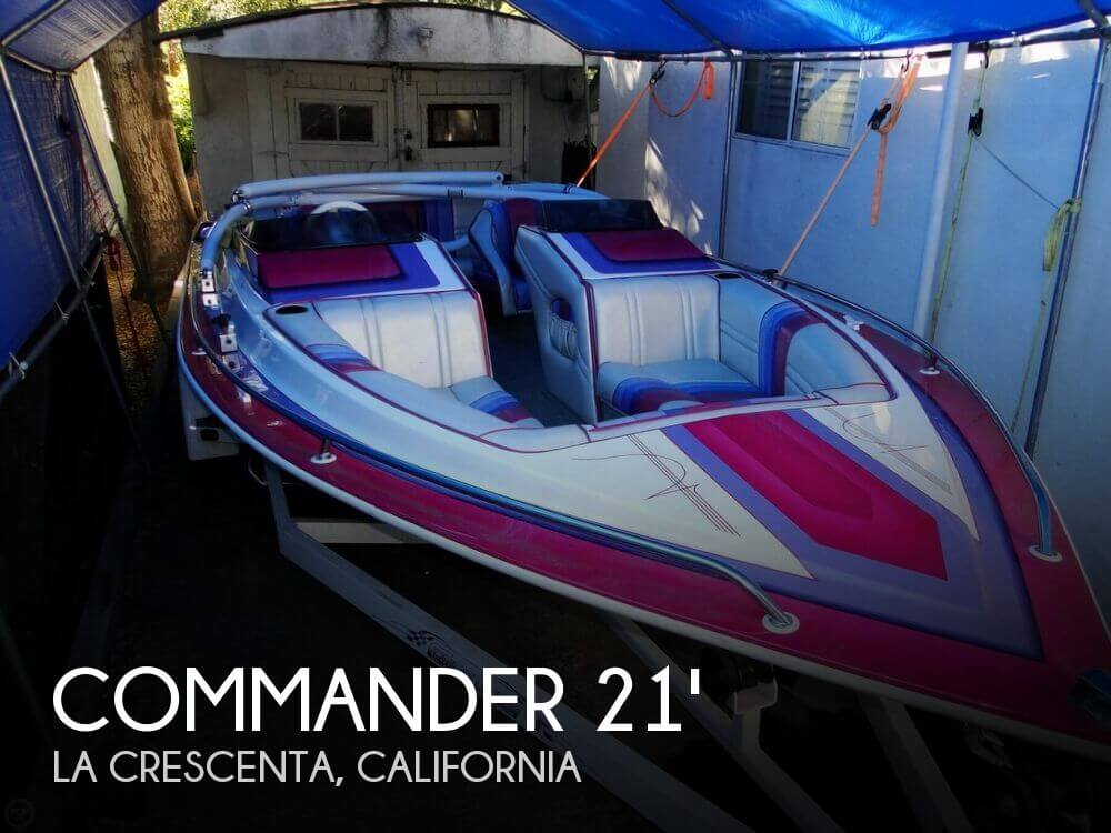 1998 Commander Conquest 21 - Photo #1