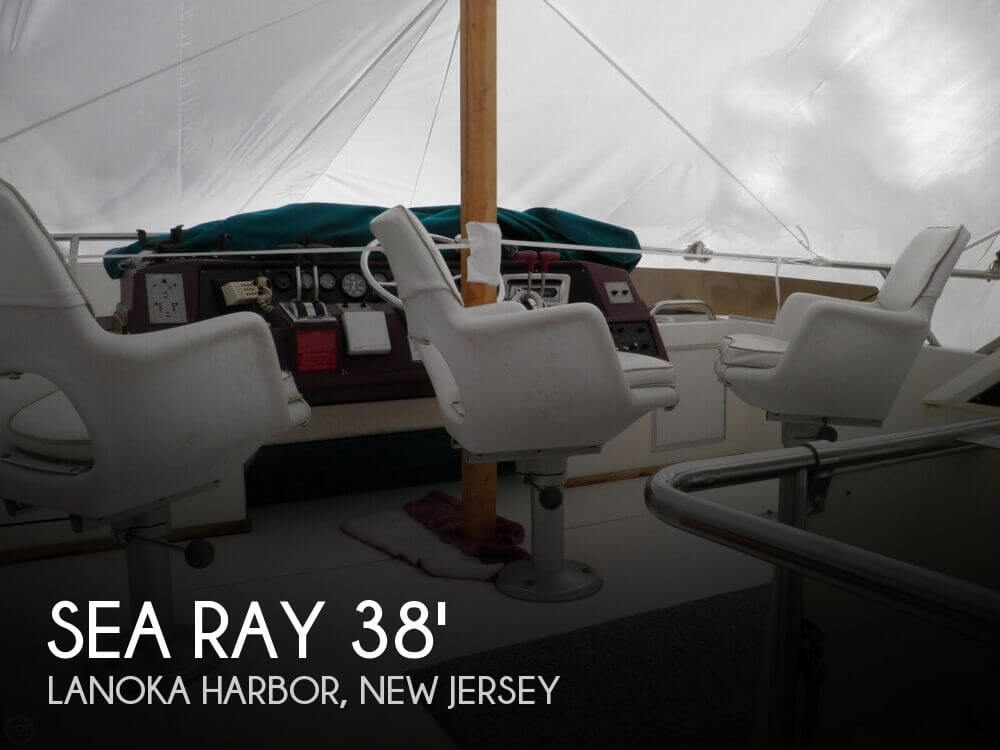 1989 Sea Ray 380 AFT CABIN - Photo #1