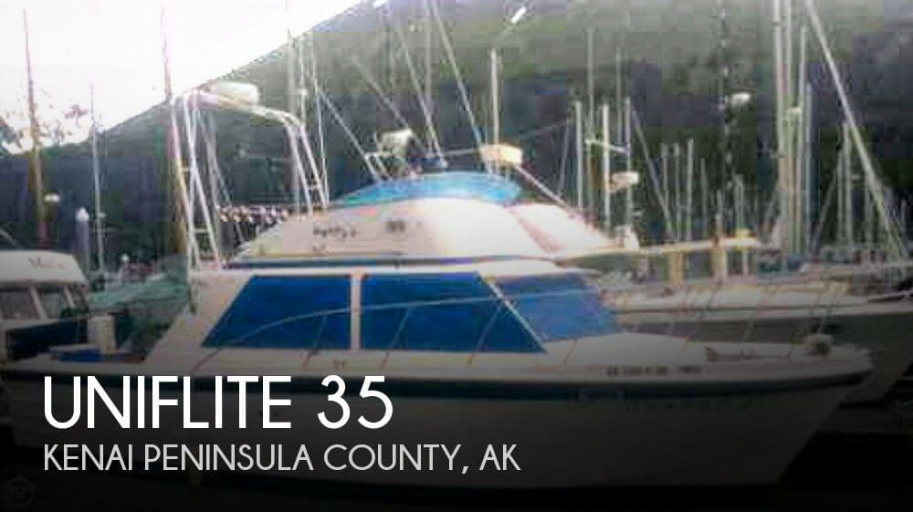 1974 Uniflite 35 - Photo #1