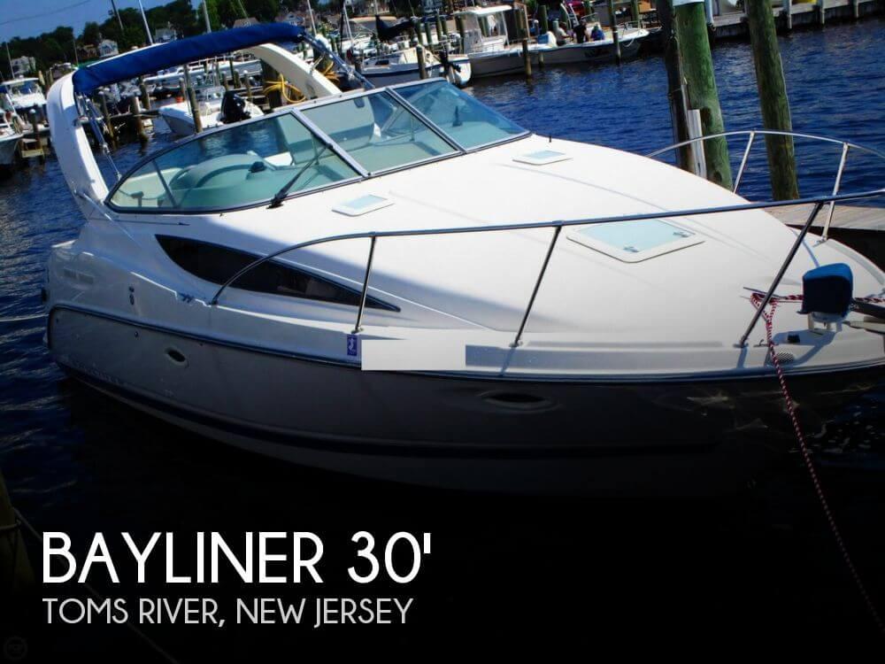 2007 Bayliner 285 Cruiser SB - Photo #1