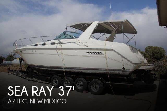1994 Sea Ray 370 Sundancer - Photo #1