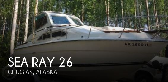 Used Boats For Sale in Anchorage, Alaska by owner | 1978 Sea Ray 26