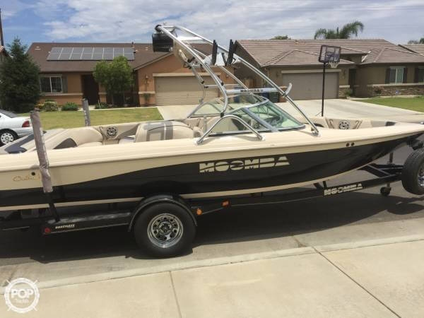 2002 Moomba Outback LS - Photo #2