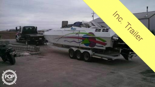 Used Obsession Boats For Sale by owner | 1995 Obsession 33