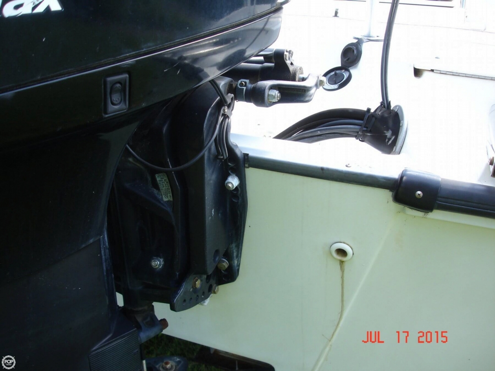 2001 Boston Whaler 18 Dauntless - Photo #8