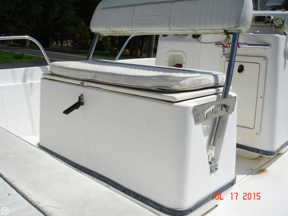 2001 Boston Whaler 18 Dauntless - Photo #25