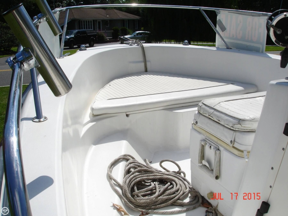 2001 Boston Whaler 18 Dauntless - Photo #39