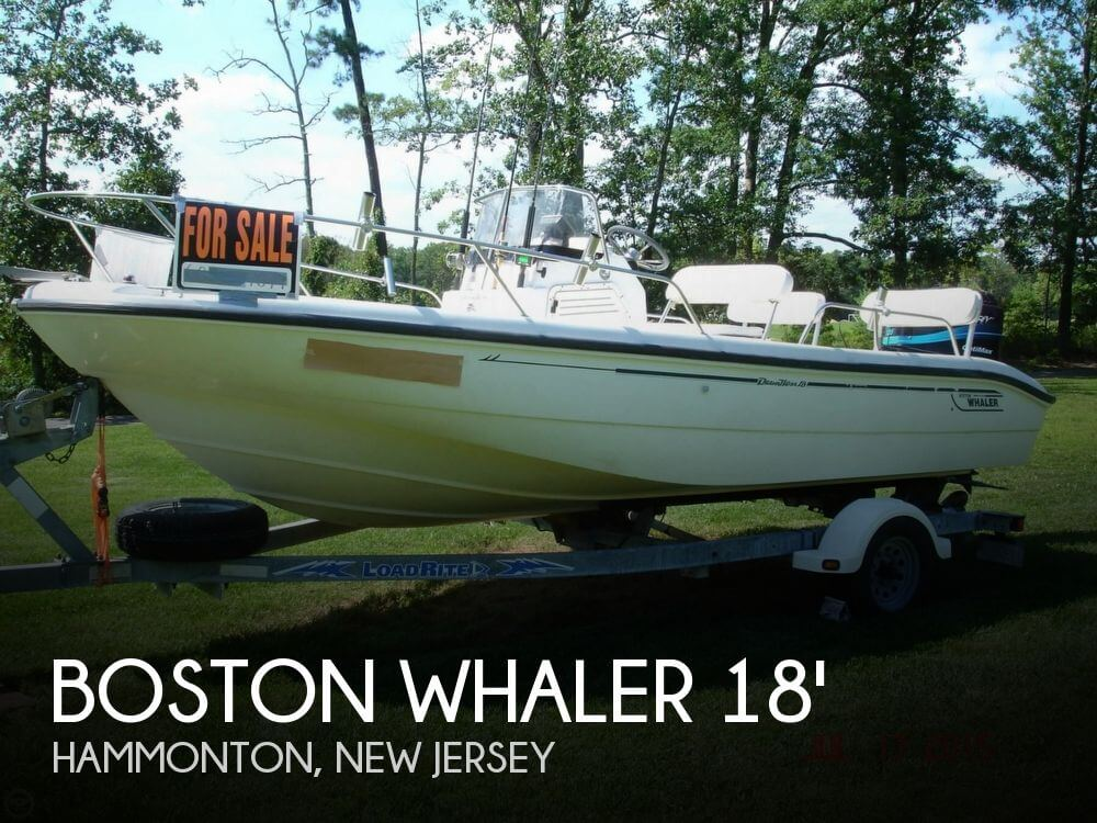 2001 Boston Whaler 18 Dauntless - Photo #1