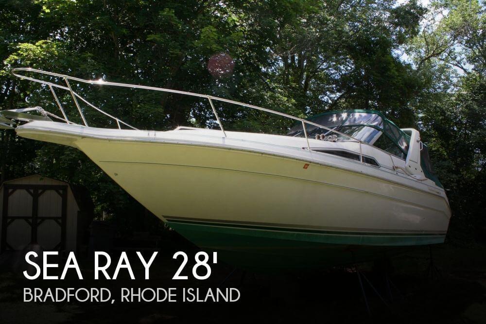 1990 Sea Ray 280 Sundancer - Photo #1