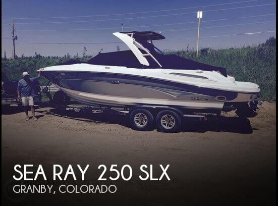 2007 Sea Ray 250 SLX - Photo #1