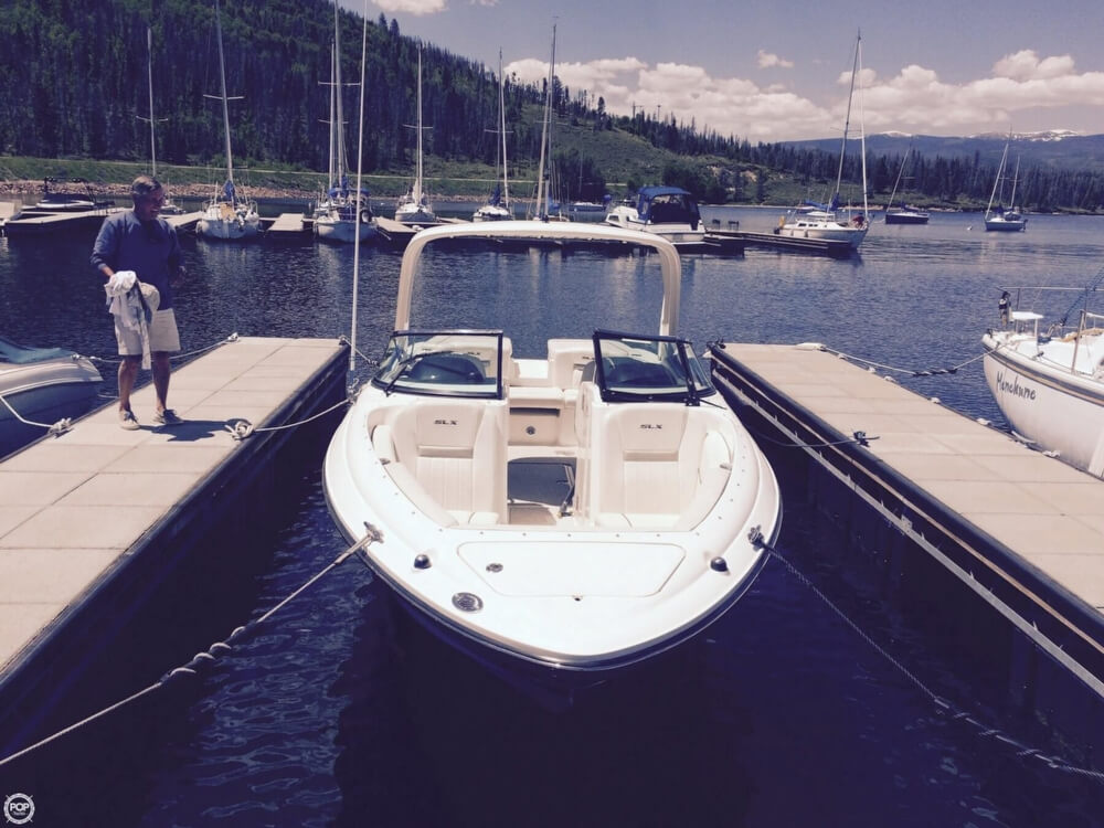 2007 Sea Ray 250 SLX - Photo #3