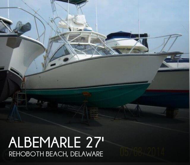 2003 Albemarle 280 Express - Photo #1