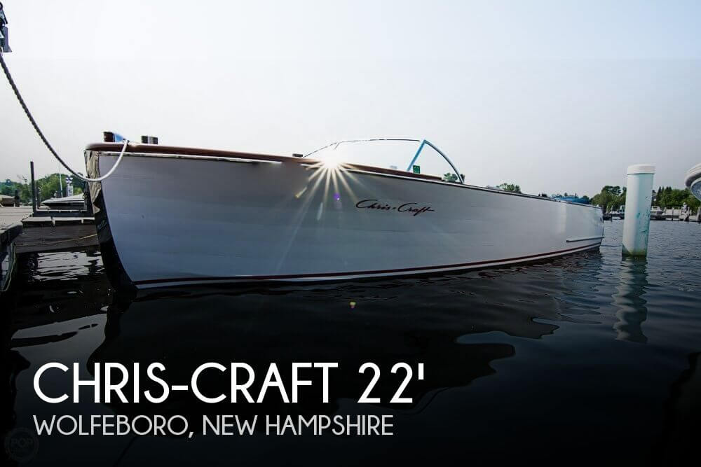 1949 Chris-Craft 22 Runabout - Photo #1