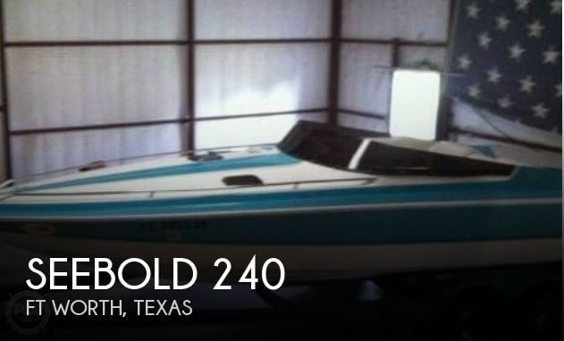 1990 Seebold 240 - Photo #1