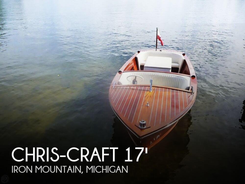 1957 Chris-Craft 17 Cavalier - Photo #1