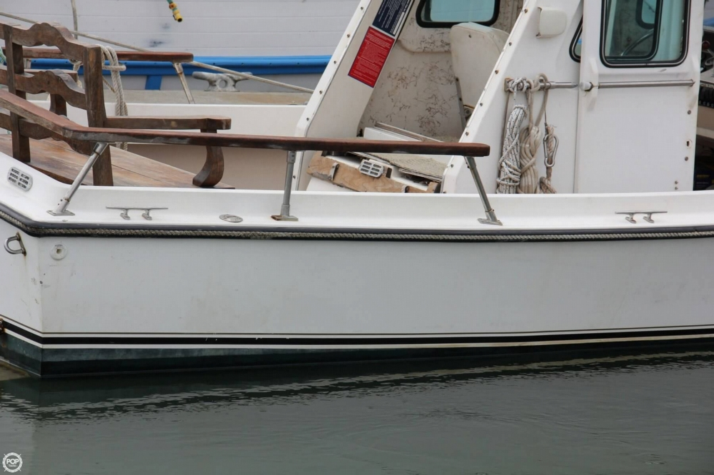 1988 Shamrock boat for sale, model of the boat is 20 Pilothouse & Image # 7 of 40