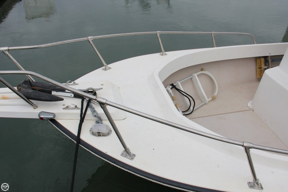 1988 Shamrock boat for sale, model of the boat is 20 Pilothouse & Image # 11 of 40