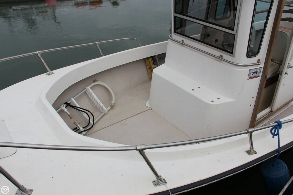 1988 Shamrock boat for sale, model of the boat is 20 Pilothouse & Image # 12 of 40
