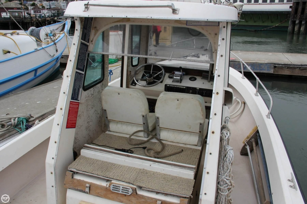 1988 Shamrock boat for sale, model of the boat is 20 Pilothouse & Image # 21 of 40