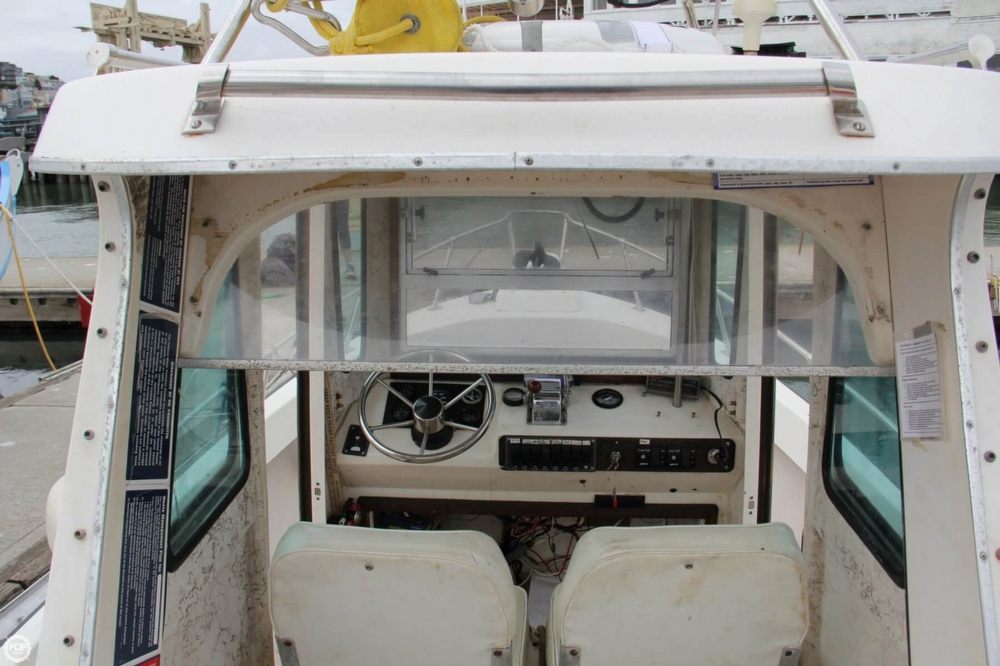 1988 Shamrock boat for sale, model of the boat is 20 Pilothouse & Image # 26 of 40