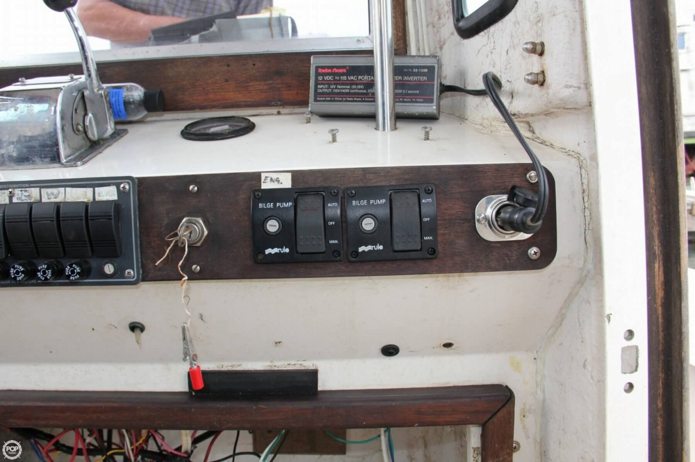 1988 Shamrock boat for sale, model of the boat is 20 Pilothouse & Image # 35 of 40