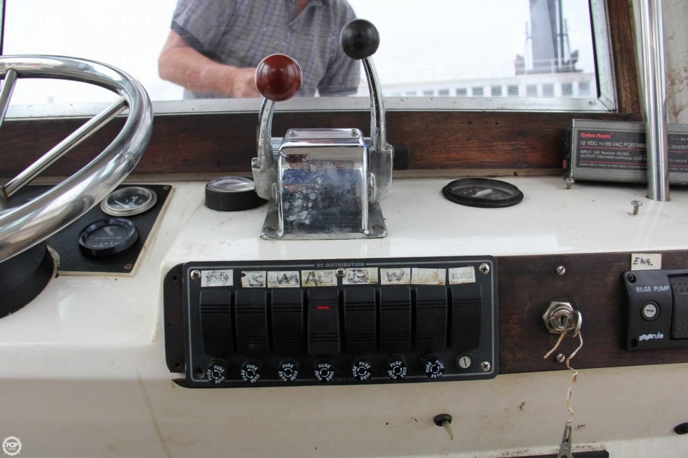1988 Shamrock boat for sale, model of the boat is 20 Pilothouse & Image # 36 of 40