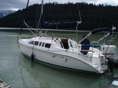 Hunter H 260, 26', for sale - $28,600
