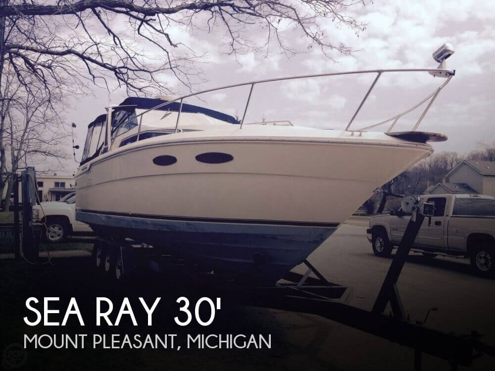 1987 Sea Ray 300 Weekender - Photo #1
