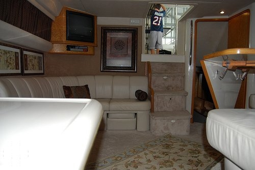 1996 Sea Ray 420 Aft Cabin - Photo #18