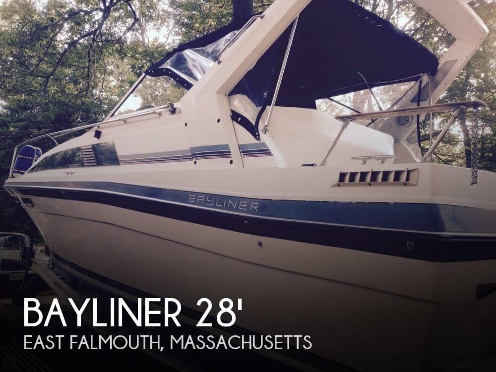 1986 Bayliner 2850 CONTESSA DESIGNER EDITION - Photo #1
