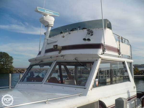 1984 Aluminum Cruisers 28 Marinette - Photo #3