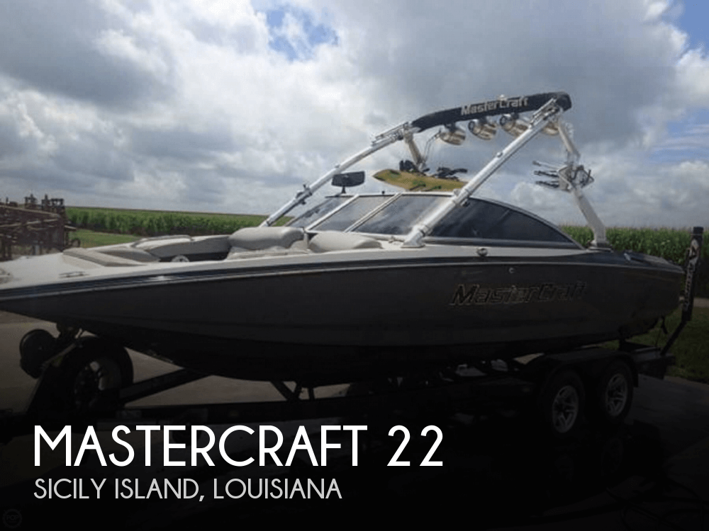 Used Mastercraft Boats For Sale by owner | 2009 Mastercraft 22