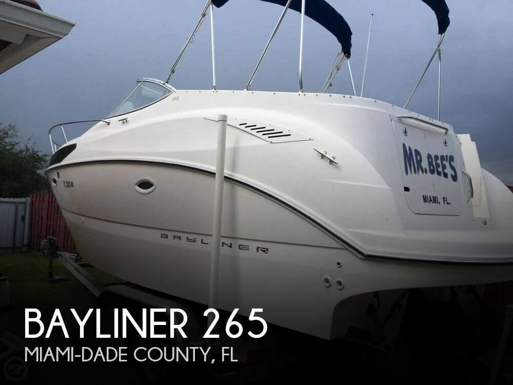 Used Bayliner 26 Boats For Sale by owner   2005 Bayliner 26