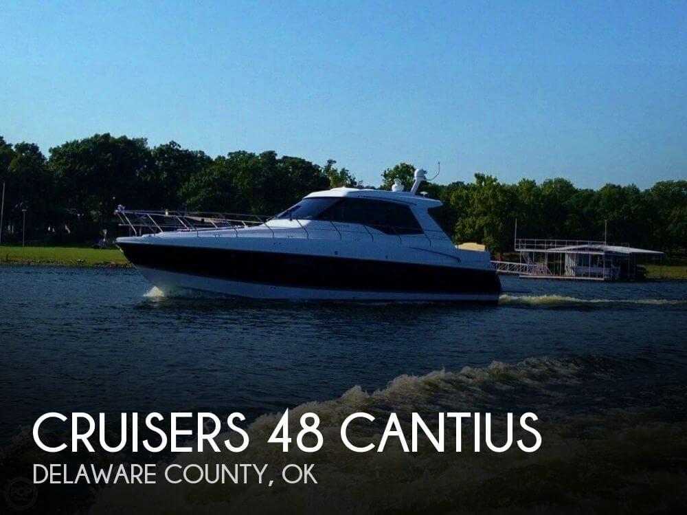 2014 Cruisers 48 Cantius - Photo #1