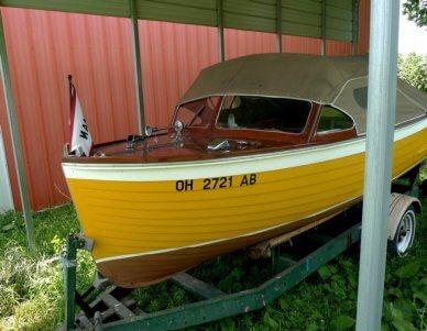 Lyman 18, 18', for sale - $16,500