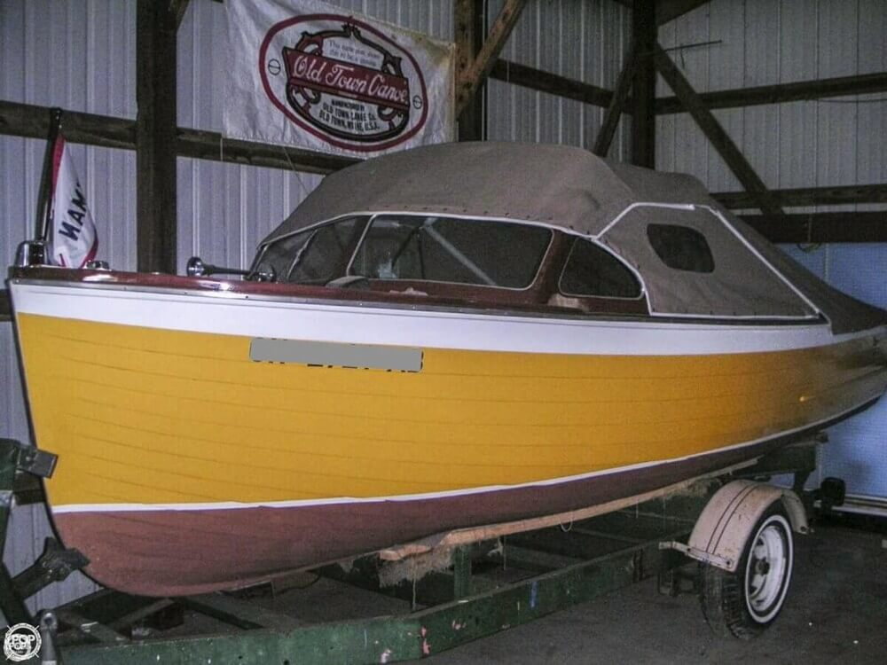 1952 Lyman boat for sale, model of the boat is Islander & Image # 4 of 23