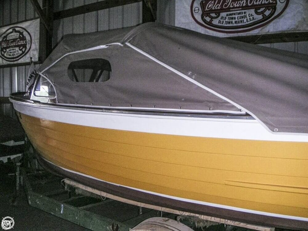 1952 Lyman boat for sale, model of the boat is Islander & Image # 6 of 23