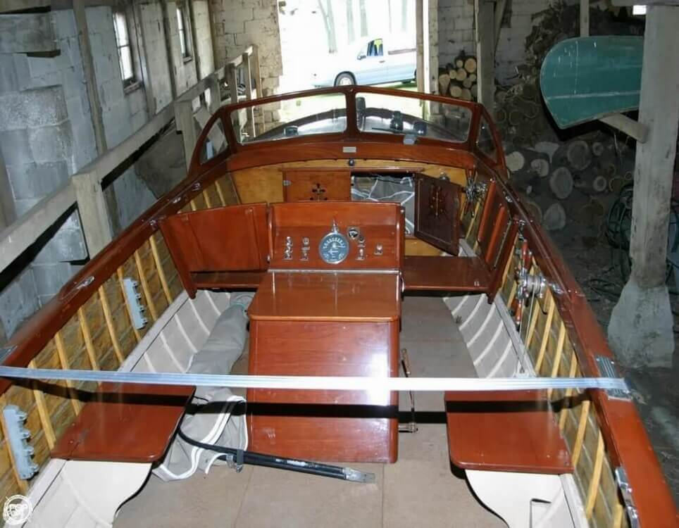 1952 Lyman boat for sale, model of the boat is Islander & Image # 8 of 23