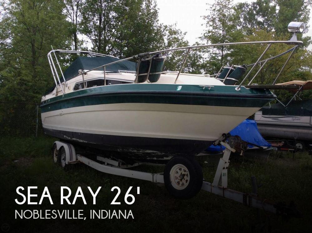 1988 Sea Ray 268 Sundancer - Photo #1