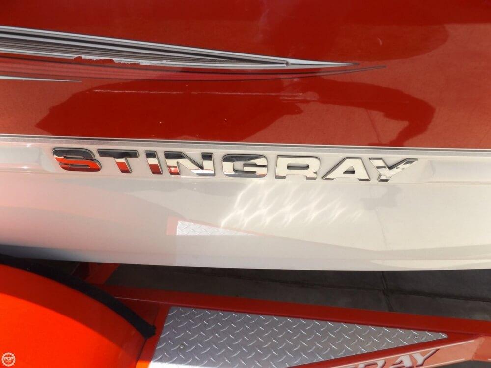 2013 Stingray 208 LR - Photo #8