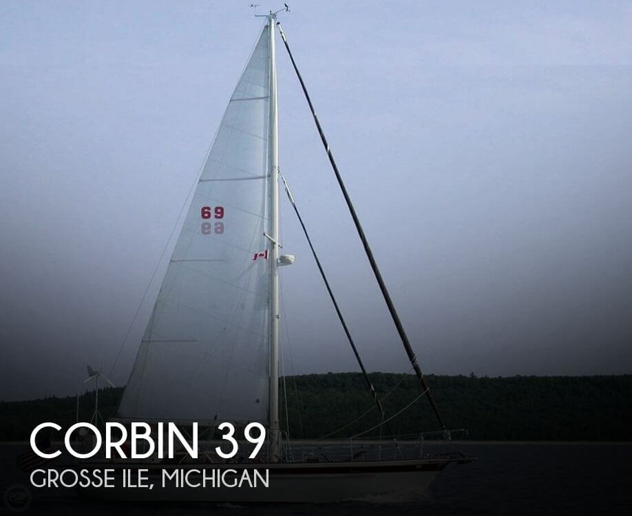 Used Boats For Sale in Michigan by owner | 1980 Corbin 38