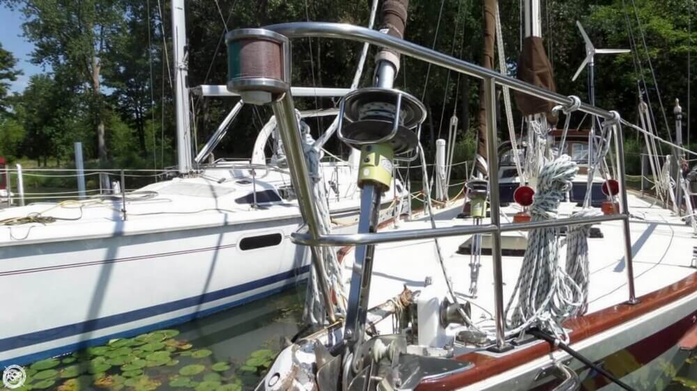 1980 Corbin boat for sale, model of the boat is 39 & Image # 7 of 40