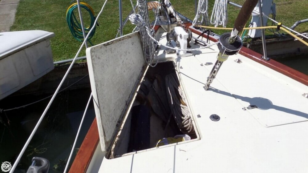 1980 Corbin boat for sale, model of the boat is 39 & Image # 14 of 40