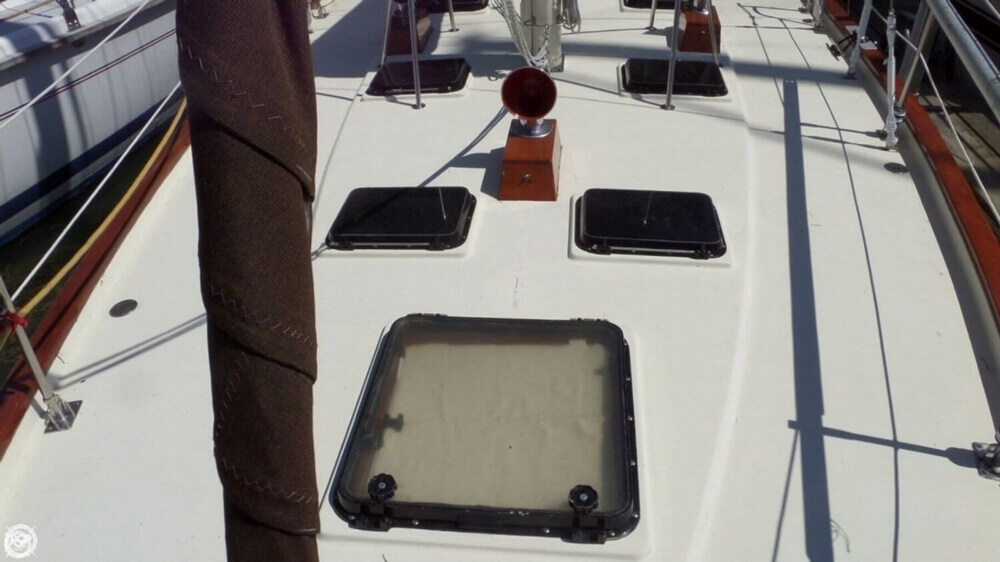 1980 Corbin boat for sale, model of the boat is 39 & Image # 18 of 40