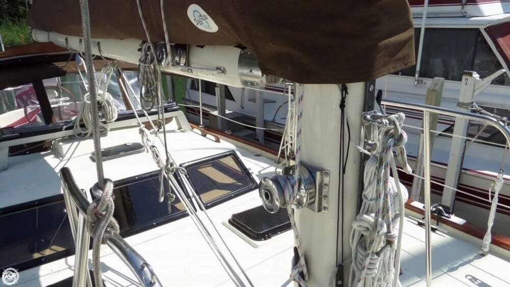 1980 Corbin boat for sale, model of the boat is 39 & Image # 20 of 40